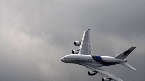 Malaysia Airlines a «perdu contact» avec avion - Tribune de Genève | Logistique et transport | Scoop.it