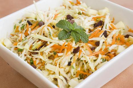 Oktay Usta Yemek Tarifleri: Beyaz Lahana Salatası Tarifi | Katmer Poğaça Tarifi | Scoop.it