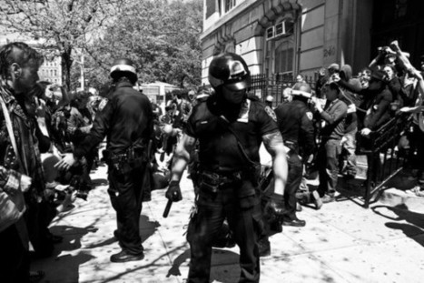 Global Police State Calls for Globalization of Dissent and Protest | Daily Crew | Scoop.it