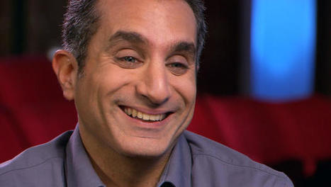 "Meet the ""Jon Stewart of Egypt"": Bassem Youssef - CBS News 