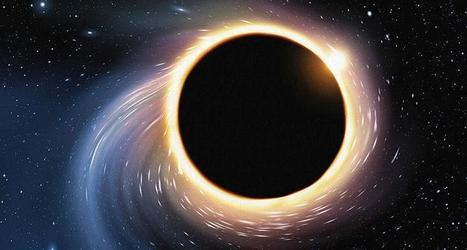 Hawking proposes solution to black hole problem | Science & Life | Scoop.it