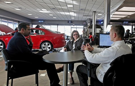 Short F&I visits help drive sales satisfaction - Automotive News | #F&I Today | Scoop.it