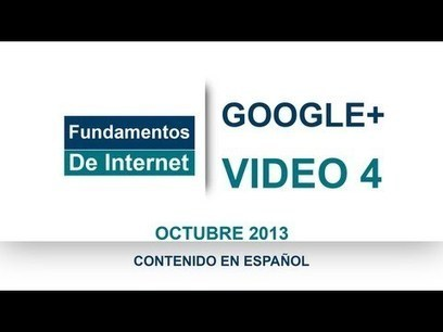 Fundamentos de internet PlusV3 - YouTube | El rincón de mferna | Scoop.it