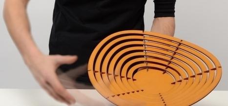 Kinect Conception - Quand les objets dansent | Cabinet de curiosités numériques | Scoop.it