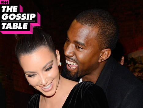 How Is The Kim Kardashian + Kanye West Vogue Cover Selling? - VH1 | Entertainment & Pop Culture | Scoop.it