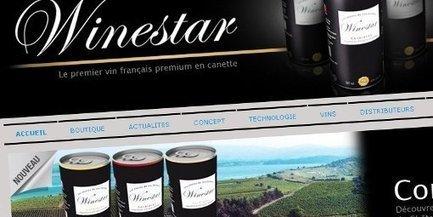 Vin : du Corbières proposé en canette - Midi Libre | vin et société | Scoop.it