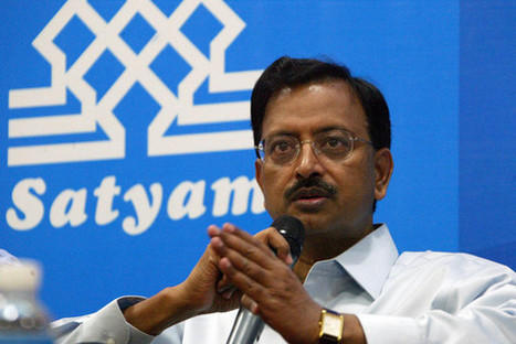 Satyam founder ordered to pay back alleged accounting-fraud gains | Fighting Fraud | Scoop.it
