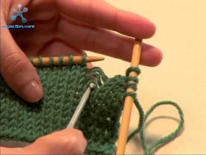 Knitting Tutorial for Beginners- 4. Purl Stitch | MakerTech, Makerspaces and DIY | Scoop.it
