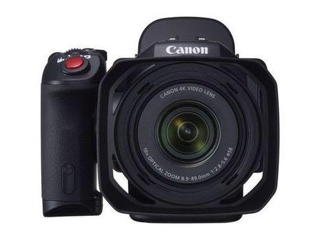EN IMAGES. Dix appareils photo compatibles 4K - L'Express | video | Scoop.it