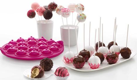 Gastro-tendencias: 'Cake-pops', lo último en repostería   REPOSTERIA   Scoop.it
