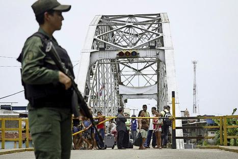 Escalade de tensions entre Venezuela et Colombie   AlterPhotojournalisme   Scoop.it