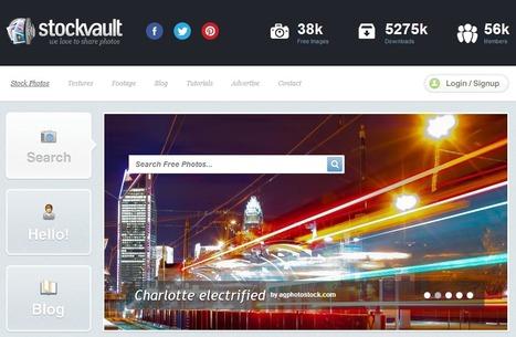 Les outils du freelance : top 5 des banques d'images gratuites | François MAGNAN  Formateur Consultant | Scoop.it