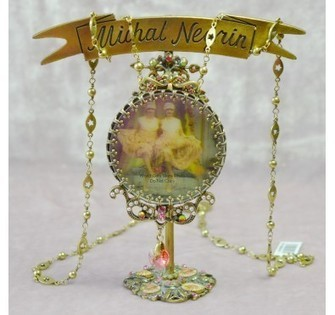 Michal Negrin Vintage - Necklace | Michal Negrin | Scoop.it