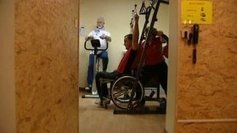 Une salle de sport pour handicapés à Poitiers - France 3 Poitou-Charentes | Physical activity and Health | Scoop.it