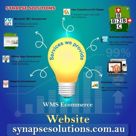 Myob Ecommerce in Melbourn | Synapse Solutions | Scoop.it