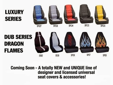 Get Best Custom Seat Covers for Any Kind of Vehicles | Custom Car Needs | Scoop.it