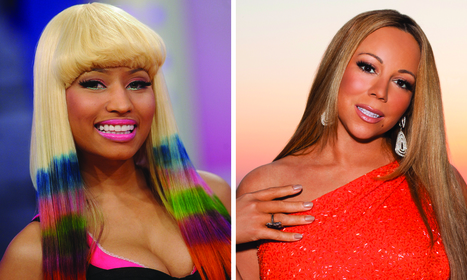 President Obama thinks Nicki Minaj, Mariah Carey can sort out 'Idol' feud | Show Prep | Scoop.it