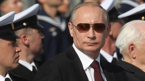 OCCRP Person of the Year - Vladimir Putin | Fraud and Risk Management | Scoop.it