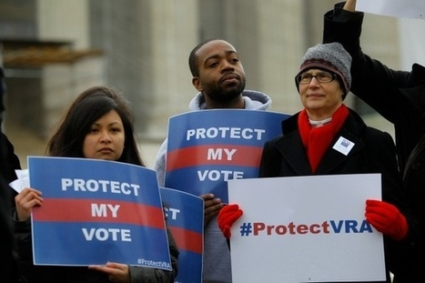 Jasper, Texas, Shows Why the Voting Rights Act Still Matters | AntiRacism & Privilege | Scoop.it