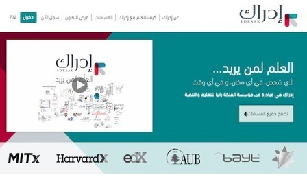 Arabic MOOC platform Edraak launches to bring quality education to… | FLE | Scoop.it