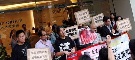 Chine: les journalistes dans la gueule du Dragon   DocPresseESJ   Scoop.it