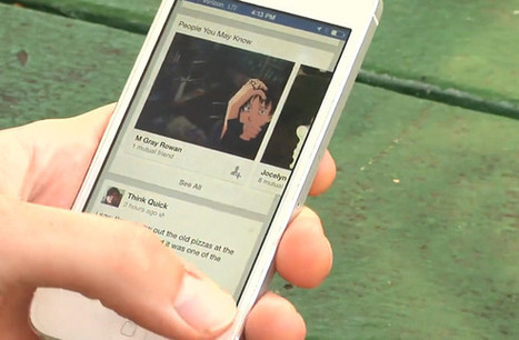 How to sort your Facebook feed by time on mobile - PCWorld | Communications and Social Media | Scoop.it