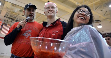 VHS National Honor Society hosts gooey fundraiser | Honor Society Activities in the News | Scoop.it