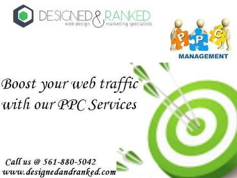 PPC Services - Designed and Ranked | Webdesign services | Scoop.it