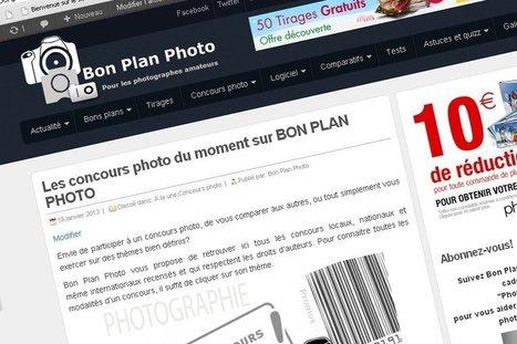 Les concours photo du moment sur BON PLAN PHOTO | La photographie | Scoop.it