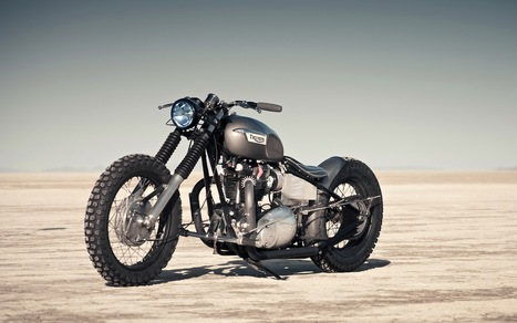 Trophy Bob | Cafe racers chronicles | Scoop.it