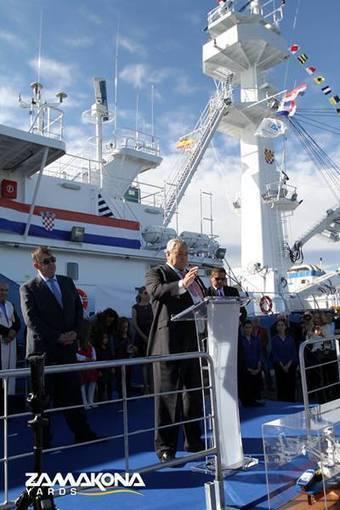 Zamakona Delivers Second Vessel to Jadran   Marine & Vessels   Scoop.it