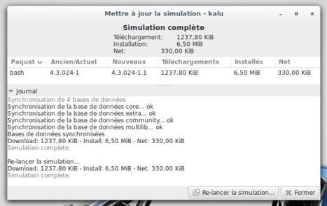 kalu : outil graphique de notification pour les mis à jour sous ArchLinux / Manjaro – memo-linux.com   manjaro   Scoop.it