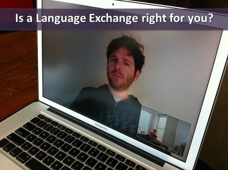 7 Things to Consider Before Joining a Language Exchange | Language News | Ipad Classroom, ICT, Education Innovation | Scoop.it
