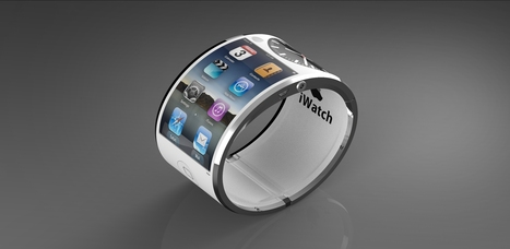 Apple's iWatch Will Have A Flexible, Curved 3D Glass Display When It Launches Later This Year | Mon cyber-fourre-tout | Scoop.it