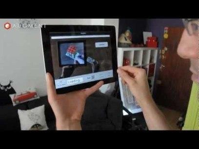 Augment : incroyable? pourtant c'est la réalité augmentée! | Actu de la Réalité Augmentée et de l'impression 3D | Scoop.it