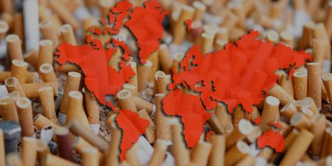 French Language Home Page - TobaccoFreeKids.org International Edition | Le tabac : Ressources pour les collégiens | Scoop.it