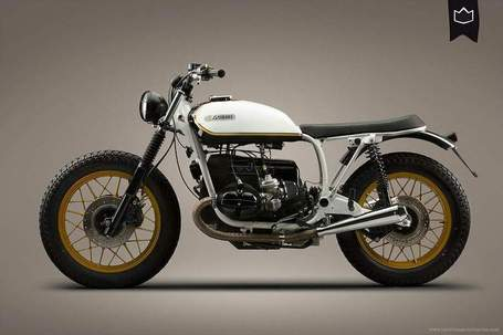 BMW R100RS Street Tracker ~ Grease n Gasoline | Cars | Motorcycles | Gadgets | Scoop.it