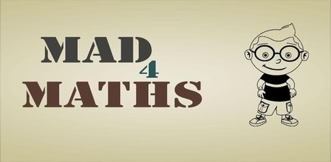 Mad 4 Maths - Android Apps on Google Play | English resources for Primary and Secondary | Scoop.it