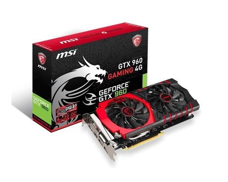 "MSI GeForce NVIDIA GTX 960 Gaming 4GB GDDR5 - อีสแปร์คอม สินค้าไอที IT Accessories computer ราคาถูก : Inspired by LnwShop.com   ราคาเคส PC,""สินค้าไอที"",ราคาเคสคอมพิวเตอร์,สินค้าไอที,ราคาปัจจุบัน,""เปรียบเทียบราคา"",ราคาส่ง ราคาถูก   Scoop.it"