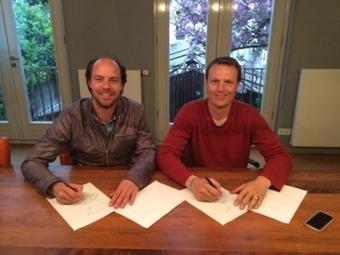 ZEEF raises EURO 400K investment from Maarten Beucker Andreae during The Next Web Boost | ZEEF.com | Scoop.it