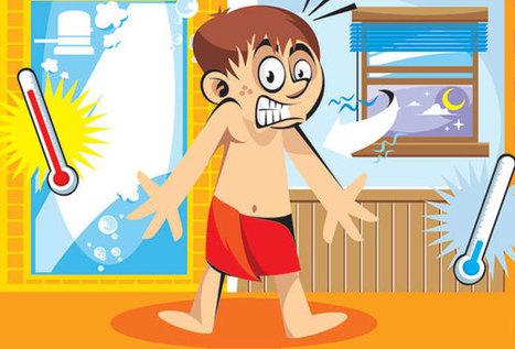 Choque térmico e ar condicionado | Há riscos? - Springer - PoloAr | serviços e instalações | Scoop.it