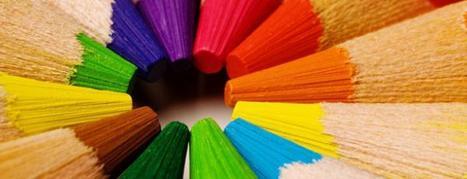 Comment les couleurs influencent-elles le consommateur sur Internet? | Vitamin-e par La Clinique Conseil + Image | design pack | Scoop.it