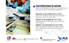 Ciclo: Proyecciones de Archivo histórico de la UNLP   SEDICI   Difusión de actividades de la UNLP   Scoop.it