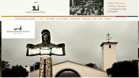Robert Mondavi Wines|Robert Mondavi Winery | NAPA traveling | Scoop.it
