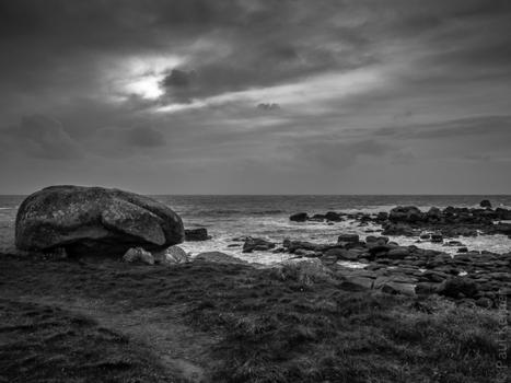 photo en Finistère, Bretagne et...: derniers souffles de la tempête Hermann à Trégunc #2 (6 photos) | photo en Bretagne - Finistère | Scoop.it
