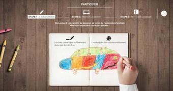 Les Petits Designers : dessine moi une BMW en 3D | Press review | Scoop.it