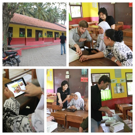Our School In A Box - First Deployment in South-East Asia | Learning in the digital age | Scoop.it