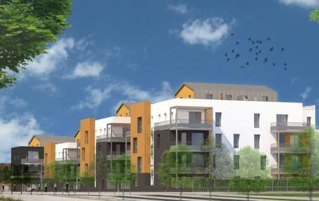 Marne-la-Vallée : Epamarne mise sur la construction d'immeubles en bois | abibois | Scoop.it