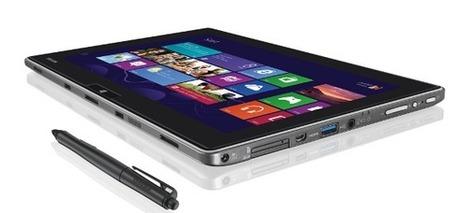Toshiba WT310: Surface Pro bekommt Konkurrenz - PocketPC.ch | ecom-tec   Büromaschinen | Scoop.it