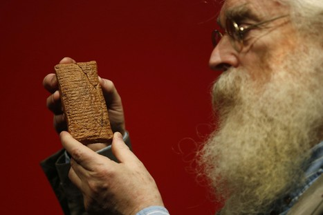 British Museum: Prototype for Noah's Ark was round | News in Conservation | Scoop.it